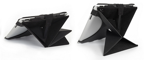 Flip Steady iPad Cover and Stand