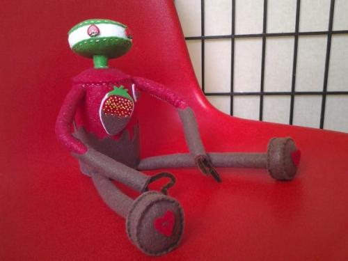 Strawberry Chocolate Bot