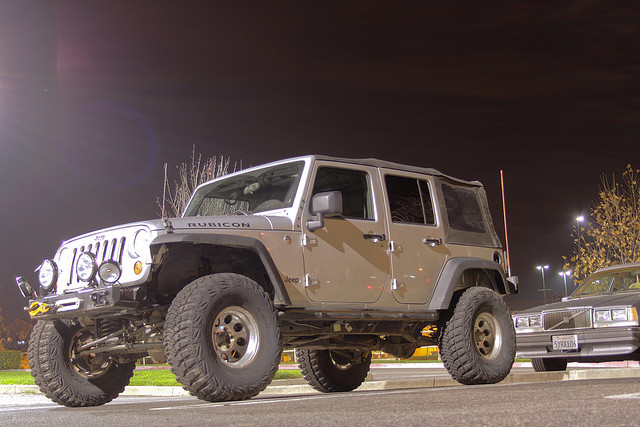 Jeep Photo by Bryce David