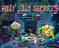 Adventure Time: Holly Jolly Secrets