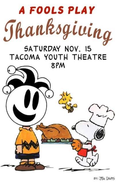Saturday, Nov 15th!