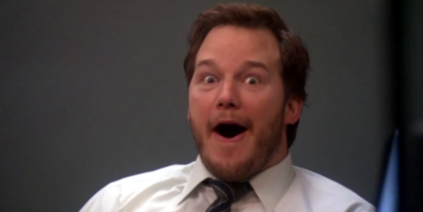 Chris Pratt is in this movie!